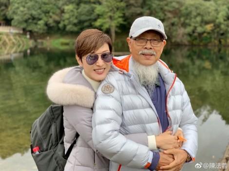 Hoa hậu Hồng Kông Trần Pháp Dung vẫn độc thân ở tuổi 51, chăm chỉ báo hiếu