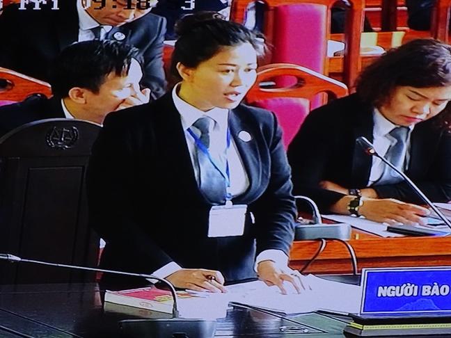 Cuu trung tuong Phan Van Vinh: Bi cao gay loi den dau, chiu trach nhiem den do