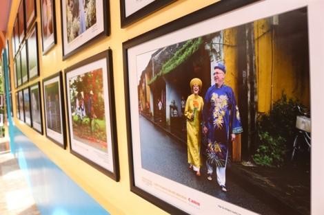 Ảnh về làng nghề bánh hỏi đạt giải 'Ảnh Di sản Việt Nam 2018'
