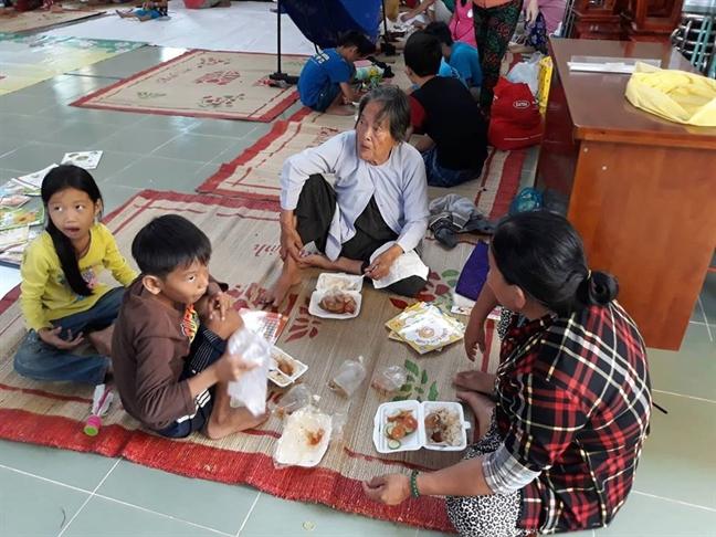 Chinh quyen Vung Tau phai cuong che nguoi dan di tranh bao