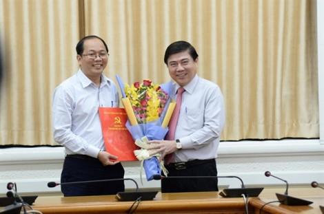 Ông Dương Hồng Thắng làm Chủ tịch UBND huyện Hóc Môn