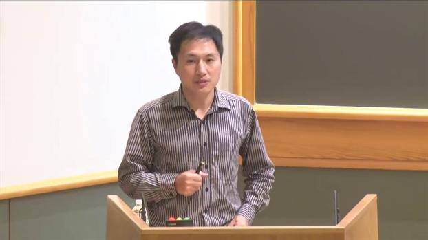 Trung Quoc 'tao ra nhung dua tre chinh sua gen dau tien tren the gioi'?