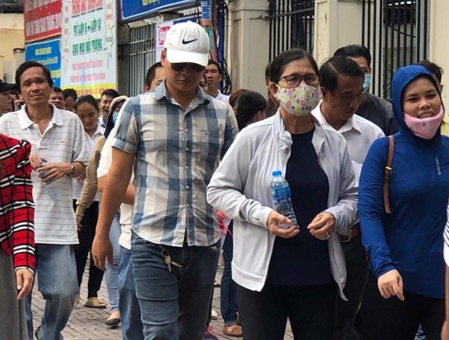 TP.HCM: Hon 460 khach hang khon don vi mua nha o xa hoi