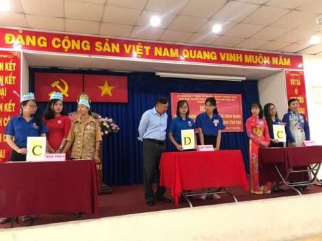 Quận Bình Tân: Sôi nổi hội thi tìm hiểu lịch sử Đảng bộ phường Tân Tạo