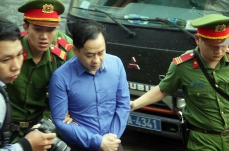 Vũ 'nhôm' kêu oan trong vụ án Ngân hàng Đông Á