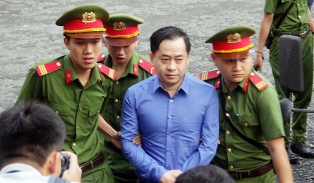 Cach ly Vu 'nhom' de xet hoi dan cuu lanh dao Ngan hang Dong A