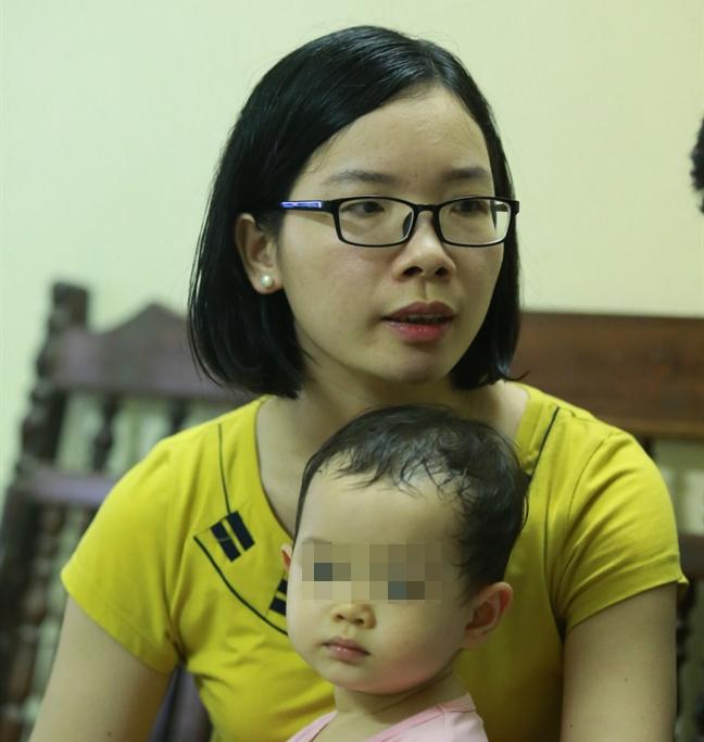 Vo bac si Hoang Cong Luong viet tam thu kien nghi minh oan cho chong