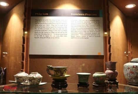 Di sản cổ vật Việt: 'mỏ vàng' treo lơ lửng