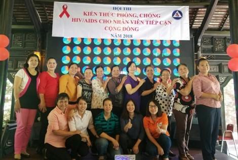 Trung tâm CTXH Ánh Dương: Gặt hái nhiều thành tích trong lĩnh vực phòng, chống HIV/AIDS