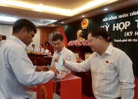 TP.HCM chuẩn bị lấy phiếu tín nhiệm lãnh đạo chủ chốt