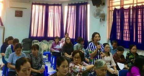Quận 5: Phụ nữ bàn giải pháp đẩy lùi tệ nạn xã hội