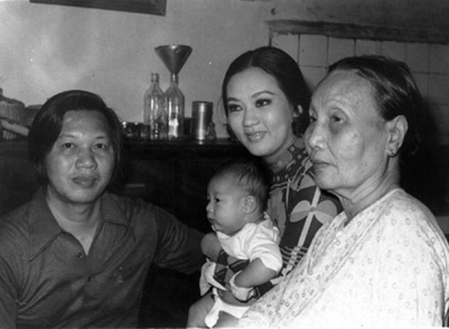 NSUT Thanh Nga: Mai mai la mot huyen thoai