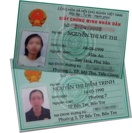 Nghi hai phu nu buon ban tre so sinh tu TP.HCM ra Lang Son