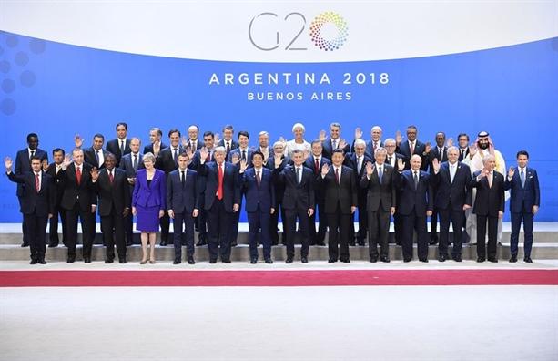 Tam anh luu niem G20 co gi dang chu y?
