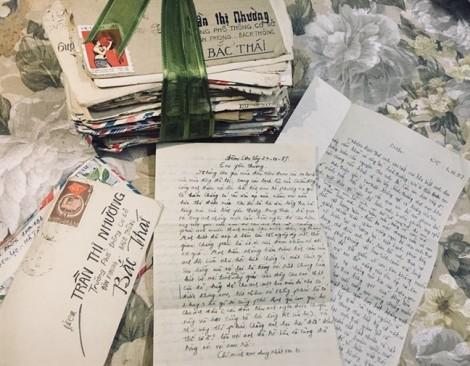 Những dòng thư tay thấm đẫm tình yêu, gây xúc động mạnh cho nhiều người