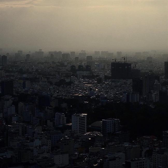'SaiGon no filter': Sai Gon cua ke ngoai dao