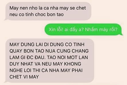 Phong vien Bao Phu Nu dieu tra nan bao ke o cho Long Bien bi doa giet ca nha