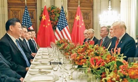 Mỹ - Trung khó 'ngừng bắn' trong cuộc chiến thương mại