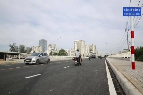 Ngày 2/12: Thông xe cầu Cả Cấm 1