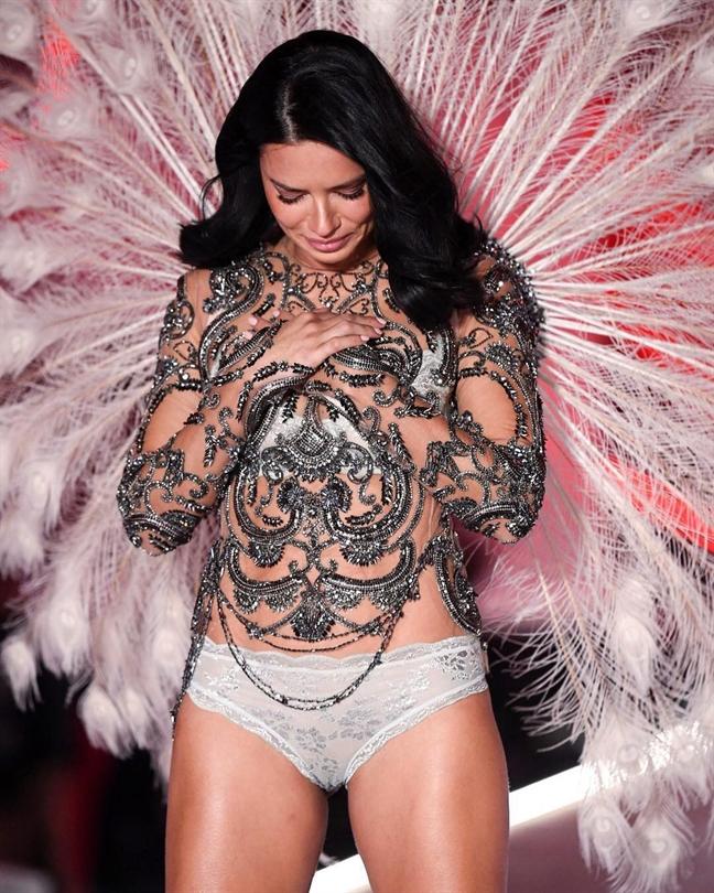Nguoi xem 'Victoria's Secret show' giam ky luc: Quan diem ve cai dep nay da khac!