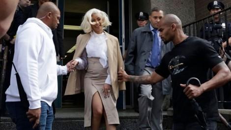 Rapper Cardi B vắng mặt tại tòa, thẩm phán ra cảnh báo