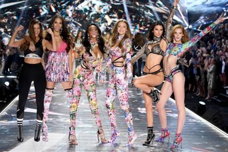 Người xem 'Victoria's Secret show' giảm kỷ lục: Quan điểm về cái đẹp nay đã khác!