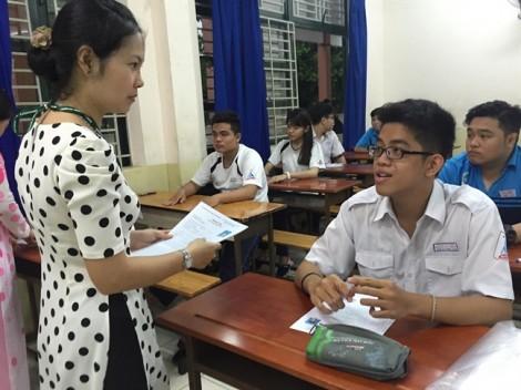 Kỳ thi THPT quốc gia 2019: Siết kỷ luật, trường đại học chủ trì chấm thi trắc nghiệm