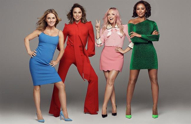 Tour Spice Girls gap su co, Mel B do loi cho Victoria Beckham