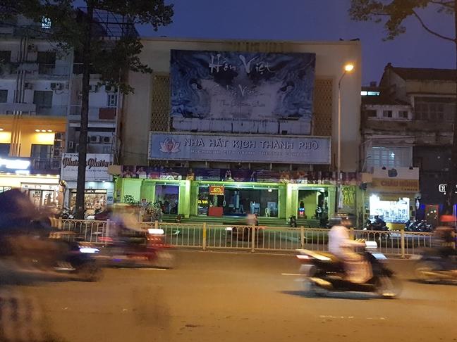 Bai 3: Rap Nguyen Van Hao - nhung dau son trong ky uc nguoi Sai Gon