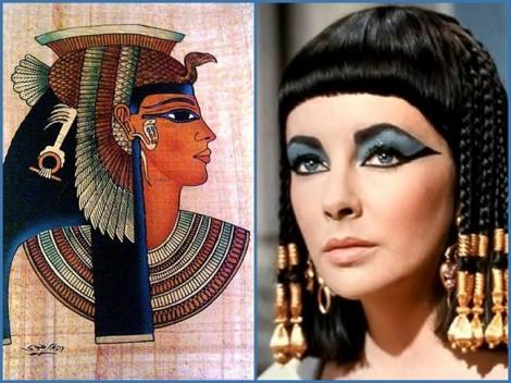 9 kiểu làm đẹp rùng mình của phụ nữ cổ xưa