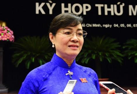 Chủ tịch HĐND Nguyễn Thị Quyết Tâm: Đại biểu khách quan với lá phiếu của mình