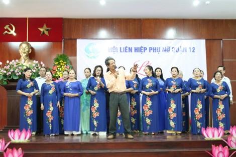 Quận 12: 24 cá nhân tiêu biểu vinh dự nhận kỷ niệm chương 'Vì sự phát triển của phụ nữ Việt Nam'