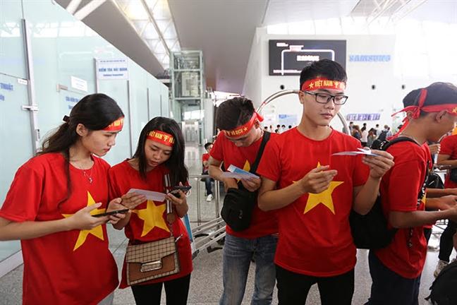 Tour di Malaysia xem tuyen Viet Nam da chung ket 'nong' tung gio