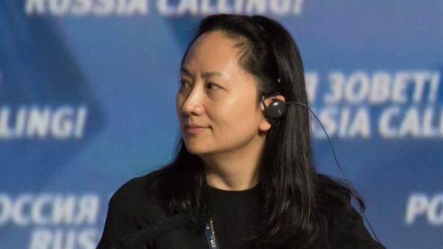 Pho Chu tich tap doan Huawei bi cao buoc 'lua dao'