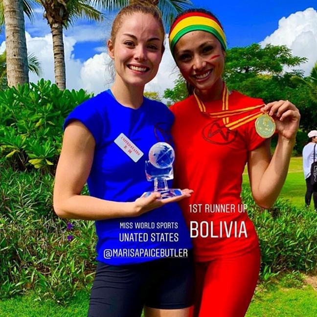 Tieu Vy dung o top 30, dai dien Mexico dang quang 'Hoa hau The gioi 2018'