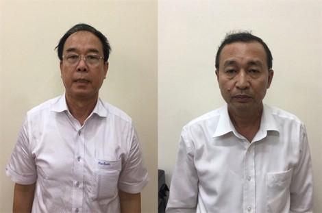 Bắt tạm giam nguyên Phó chủ tịch UBND TP.HCM Nguyễn Thành Tài
