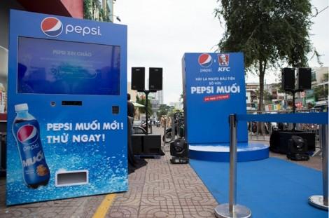 Pepsi Muối ra mắt hoành tráng khiến người hâm mộ ví như 'iPhone' của làng nước giải khát