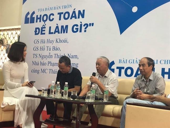 Vi sao toan hoc la 'cuc hinh' voi hoc sinh Viet Nam?