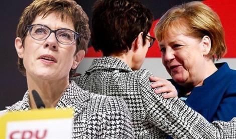 Bước chuyển của CDU trên chính trường Đức