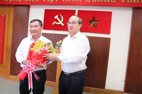 Ông Trần Văn Thuận làm Bí thư Quận ủy quận 2