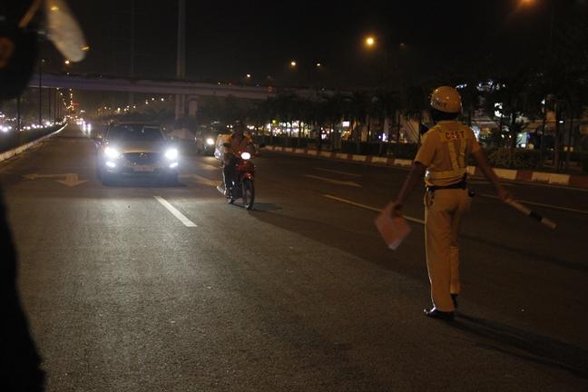TP.HCM len phuong an chong dua xe, co vu qua khich sau tran chung ket AFF Cup