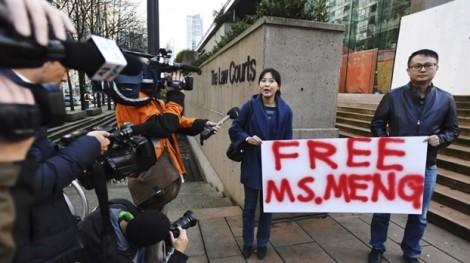 Tình tiết mới trong phiên tòa xử Phó Chủ tịch Huawei Mạnh Vãn Chu