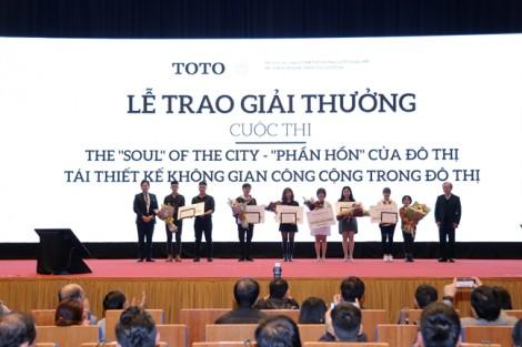 TOTO Việt Nam tổ chức sự kiện Architect Talk 2018