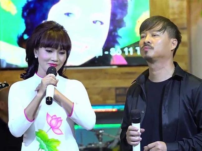 Quang Lap: 'Toi khong phai ca si, sau nay cung the'
