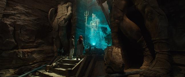 'Aquaman': Thap len hy vong cho vu tru dien anh D.C
