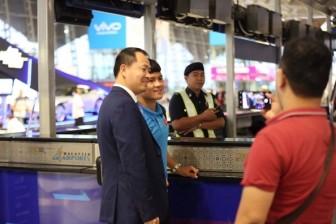 Đội tuyển Việt Nam đang trên chuyến bay rời Malaysia về Việt Nam