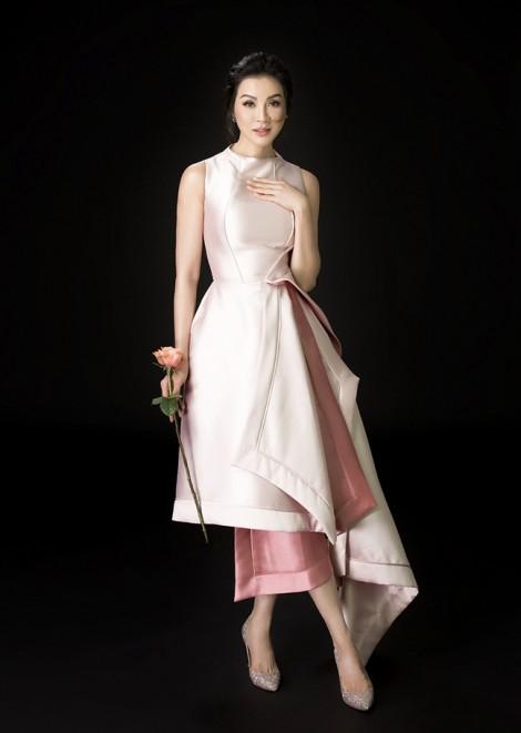 Trang phục tối giản cho nàng sành điệu dự tiệc cuối năm
