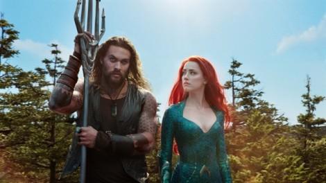 'Aquaman': Thắp lên hy vọng cho vũ trụ điện ảnh D.C