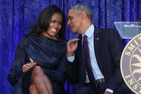 Ứng xử chân thật, bảo sao bà Michelle Obama được người Mỹ yêu quý