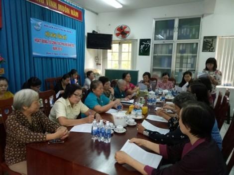 Quận 5: Phụ nữ dân tộc có nhiều đóng góp cho công tác Hội